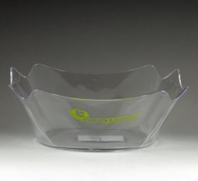 plastic flower bowl