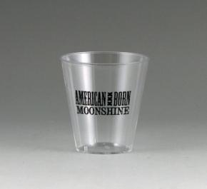 plastic shot glass