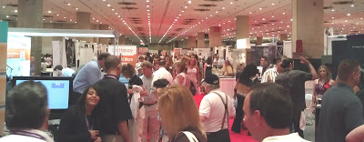 Live  Broadcast At The New York Bar & Wine Show