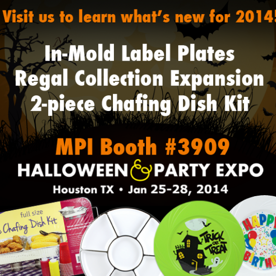 First Look: New Products for 2014 at the Halloween & Party Expo!