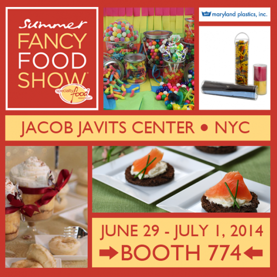 Join Us at the Fancy Food Show
