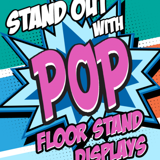 Boost Sales with POP Floor Stand Displays