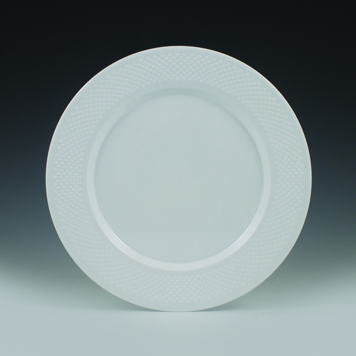 7.5  Concord Hors du0027Oeuvres Plate | Plastic Cups Utensils Bowls Platters & 7.5