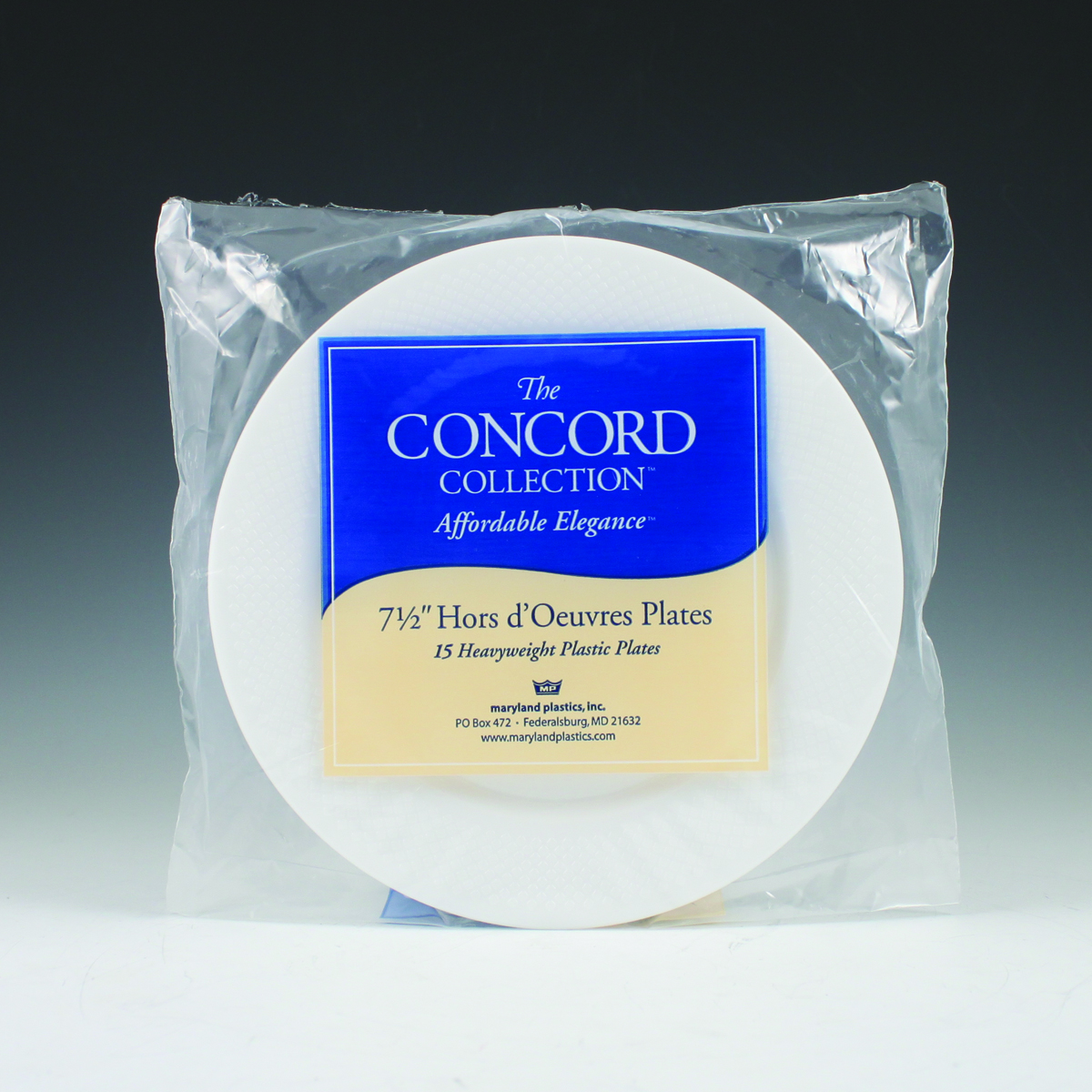 7.5\  Concord Hors d\u0027Oeuvres Plate ... & 7.5\