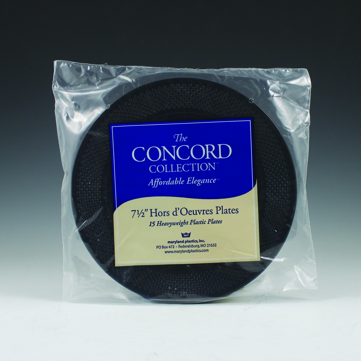 ... 7.5\  Concord Hors d\u0027Oeuvres Plate ... & 7.5\