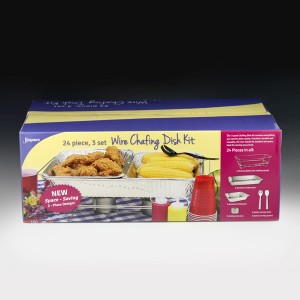 Chafing Racks | Disposable party & catering plasticware