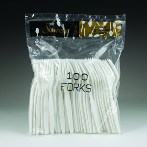 Sovereign Poly Bagged (100 Ct.) - Forks