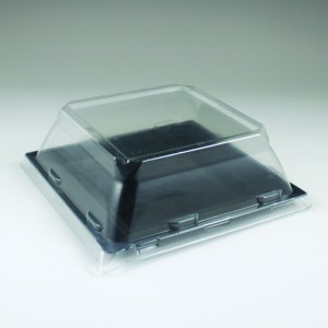 "6.5"" Simply Squared Plate Lid"