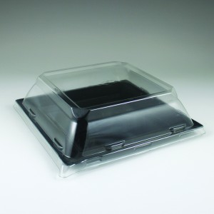 "8"" Simply Squared Plate Lid"