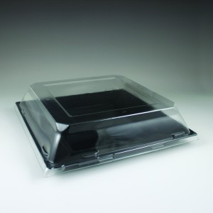 "10.75"" Simply Squared Plate Lid"