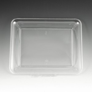 "8"" x 10"" Sovereign Rectangular Tray"
