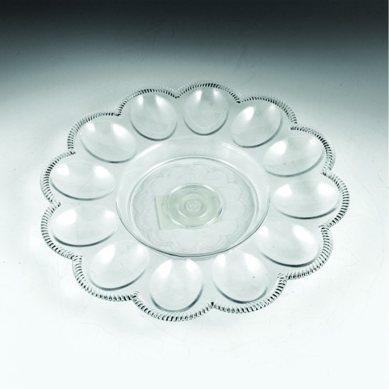 "9.5"" Sovereign Egg Dish"