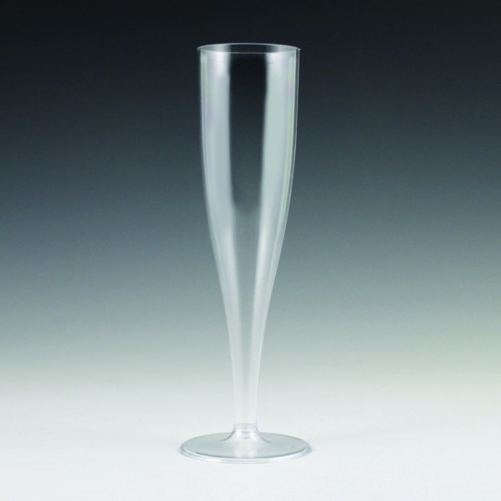 5 oz. Sovereign 1 Piece Champagne Flute