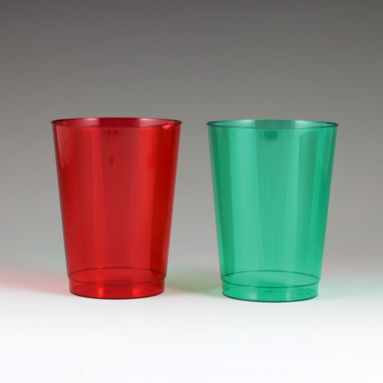 10 oz. Sovereign Tumbler - 36 Red / 12 Green