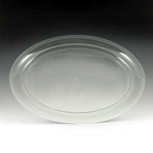 "14"" x 21"" Sovereign Oval Tray"