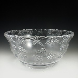 8 qt. Crystalware Small Punch Bowl