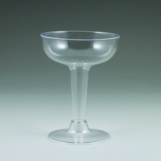 4 oz. Sovereign Champagne Glass, 2 piece 6ct