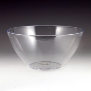 4 qt. Crystalware Bowl