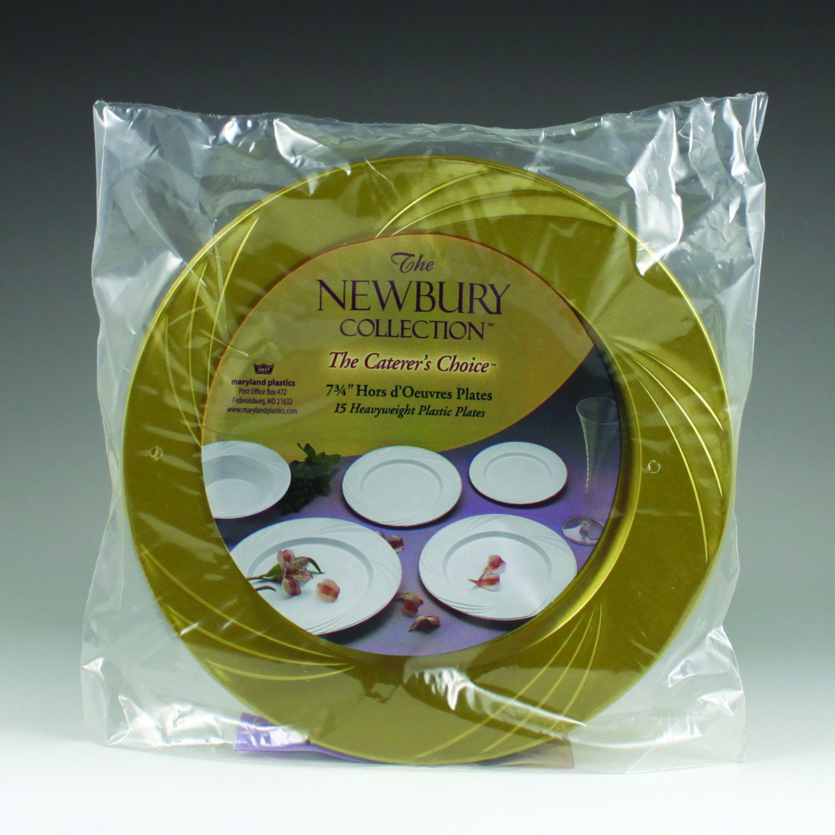 ... 7.75  Newbury Hors du0027Oeuvres Plate : disposable hors d oeuvres plates - pezcame.com