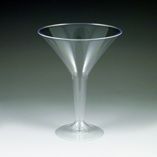 6 oz. Newbury 2 Piece Martini Glass