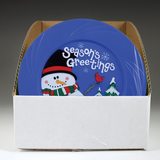 "6.5"" Tru-Color - Season's Greetings PDQ"