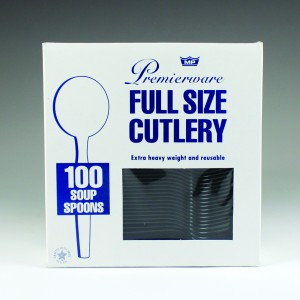 Premierware Box (100 Ct.) - Soup Spoons