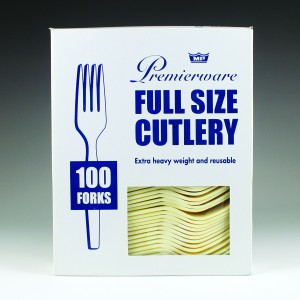 Premierware Box (100 Ct.) - Forks
