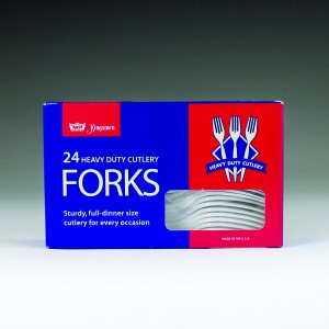 Kingsmen Box (24 Ct.) - Forks