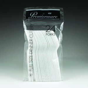 Premierware Poly Bagged (24 Ct.) - Forks