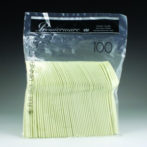 Premierware Poly Bagged (100 Ct.) - Forks