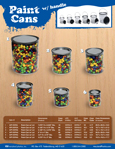Paint Buckets Sheet