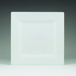 "6.5"" Simply Squared Dessert Plate PDQ"