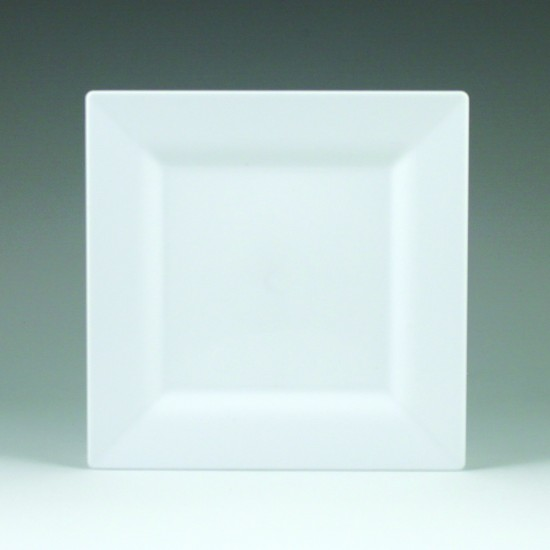 "4.75"" Simply Squared Appetizer Plate"