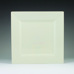 "8"" Simply Squared Salad Plate"