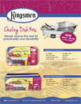 Kingsmen Chafing Kit Sheet