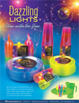 Dazzling Lights Sheet