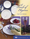 Single Service Tableware Brochure