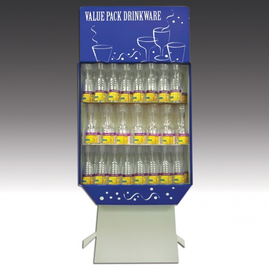 Sovereign Wine Value Drinkware Display
