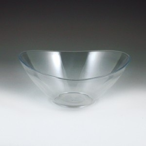 "6"" Crystalware Salad Bowl"
