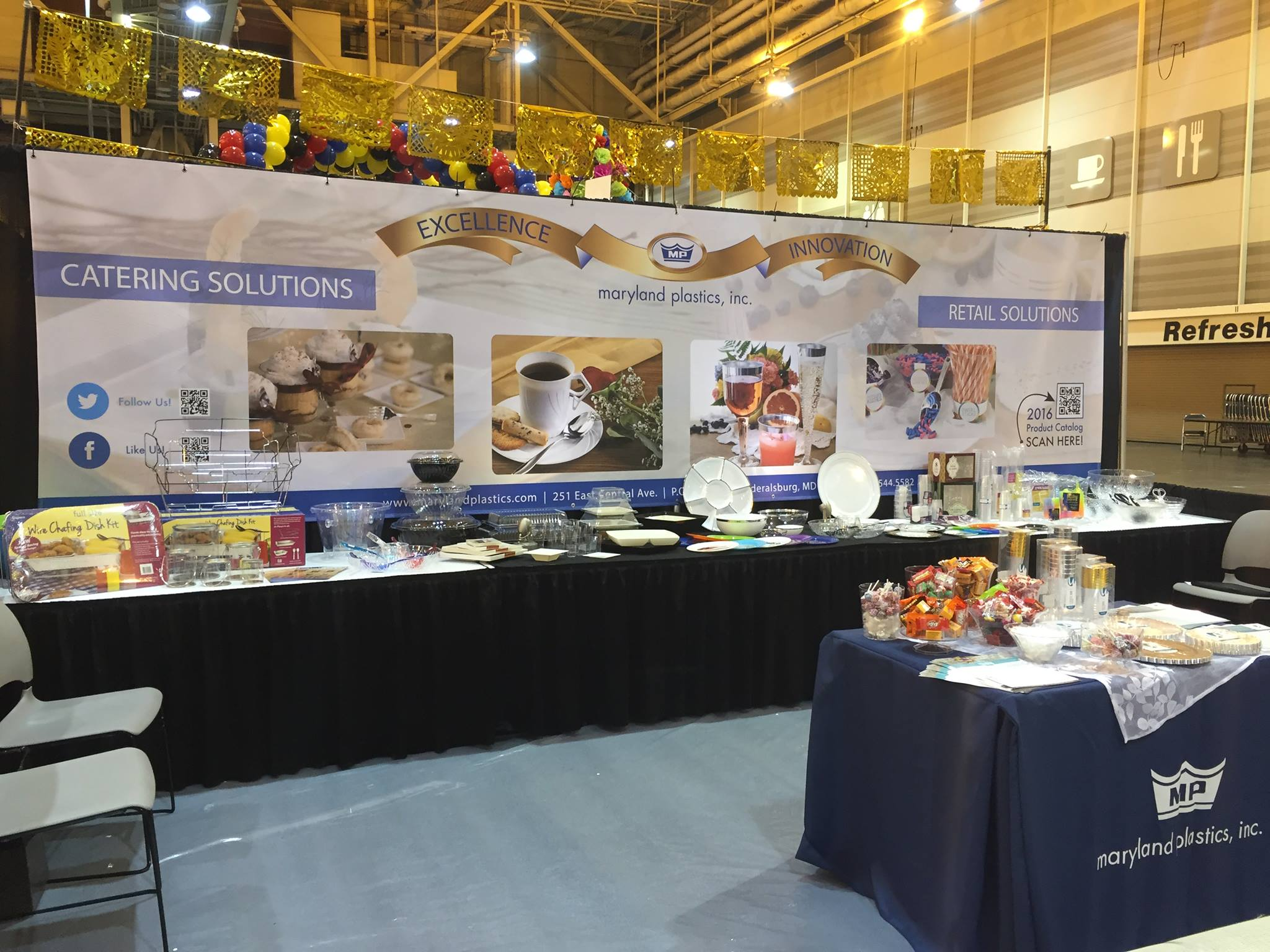 Halloween Party Expo 2016 | Disposable Plastic Goods